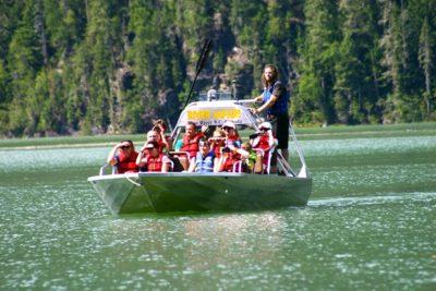 kleinschalige groepsreis West-Canada